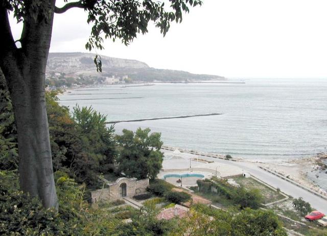balchik - bulgarian black sea coast