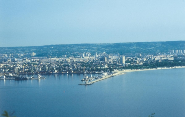 the sea capital Varna