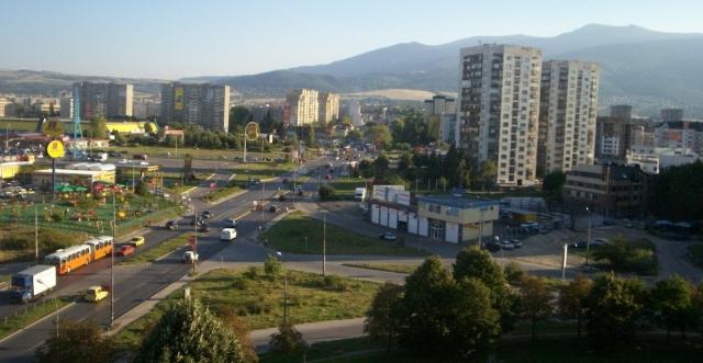 Mladost quarter in Sofia