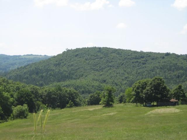 strndzha mountain