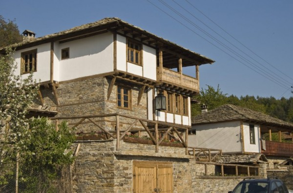 bulgarian traditional house