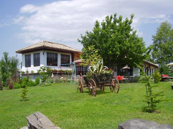rural house in Bulgaria