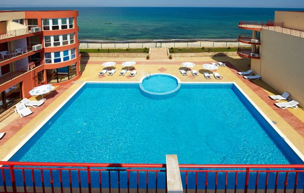 apartment by the sea in Bulgaria