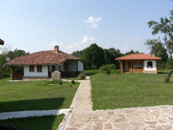 rural complex in Bulgaria
