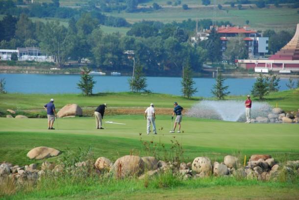 Golf in Bulgaria