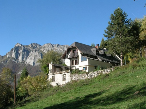 Bulgarian mountain house