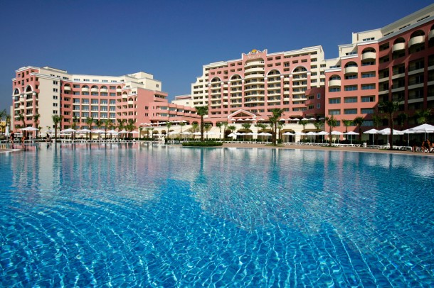 apartments in sunny beach - majestic