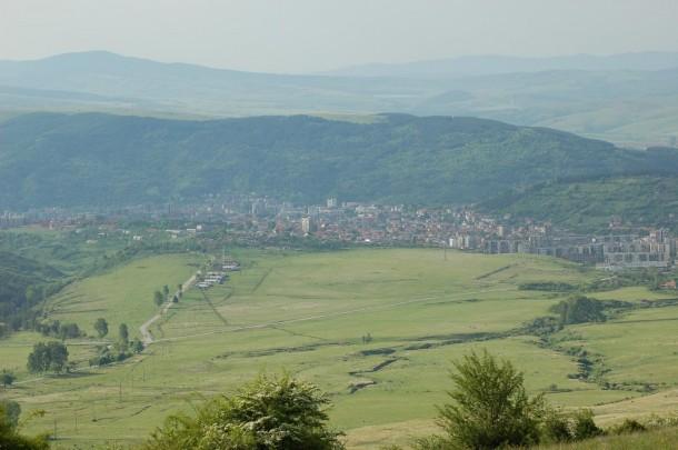 Bulgarian city view