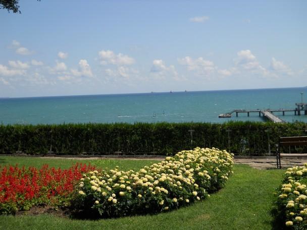 sea garden bourgas