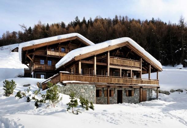 mountain house in Bulgaria