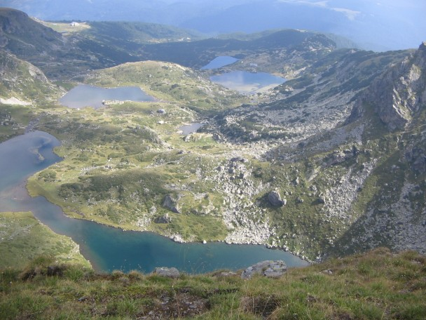 rila mountain Bulgaria