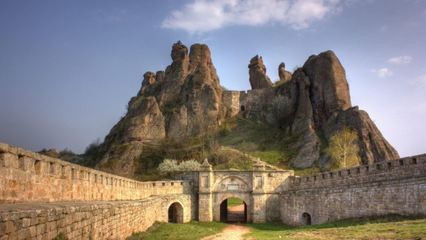 Belogradchik Bulgaria Landscape