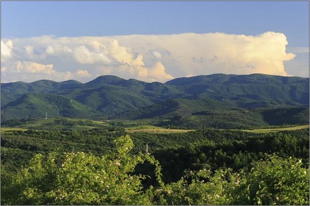 mountain view Bulgaria