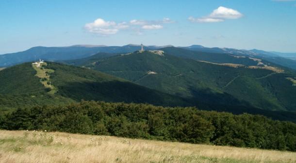 natural park in Bulgaria